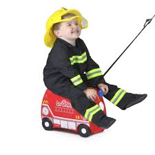 Trunki - Frank Fire Truck Ride-on Luggage From The Stork Nest Australia Fire Truck Electric Toy Car Yellow Kids Ride On Cars In 22 On Trucks For Your Little Hero Notes Traditional Wooden Fire Engine Ride Truck Children And Toddlers Eurotrike Tandem Trike Sales Schylling Metal Speedster Rideon Welcome To Characteronlinecouk Fireman Sam Toys Vehicle Pedal Classic Style Outdoor Firetruck Engine Steel St Albans Hertfordshire Gumtree Thomas Playtime Driving Power Wheel Truck Toys With Dodge Ram 3500 Detachable Water Gun