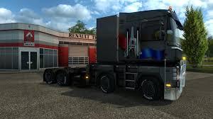 RENAULT MAGNUM 8X4 & 10X4 1.21 Truck -Euro Truck Simulator 2 Mods