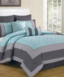 Bella Lux Bedding by Another Great Find On Zulily Blue U0026 Smoke Spain Comforter Set By