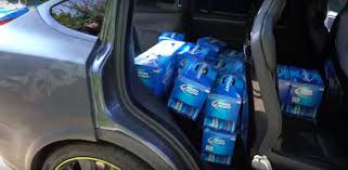 Tesla Driver Fits 1,920 Cans Of Bud Light In Model X, Runs Into Bud ... Bud Light Beer Truck Parked And Ready For Loading Next To The Involved In Tempe Crash Youtube Dimension Hackney Beverage Popville The Cheering Bud Light Was Loud Trailer Skin Ats Mods American Simulator Find A Gold Can Win Super Bowl Tickets Life Ball Park Presents Dads Rock June 18th Eagle Raceway Austin Johan Ejermark Flickr Lil Jon Prefers Orange Other Revelations From Bud Light 122 Gamesmodsnet Fs17 Cnc Fs15 Ets 2 Metal On Trailer Truck Simulator Intertional
