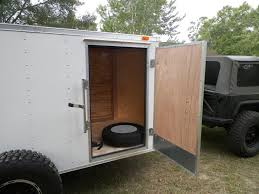 Stealth Camping Trailer