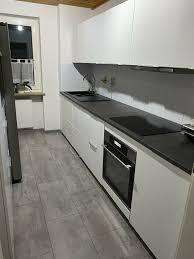 ikea metod küche in matt weiß inkl allen elektrogeräten