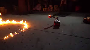 100 Rc Truck Video Man Mods RC Firetruck Into A Flamethrower GeekTyrant