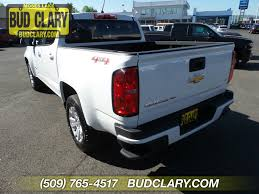 100 Moses Lake Truck Sales Used OneOwner 2018 Chevrolet Colorado 4WD LT In WA