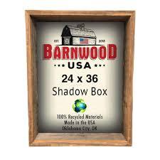 BarnwoodUSA Shadow Box Picture Frame
