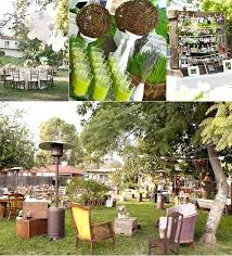 Engagement Party Ideas Backyard Of Wedding Decoration Bbq