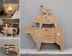 Selettis Sending Animals Farmyard Furniture Collection