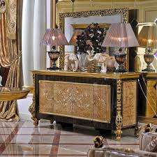 kommode sideboard kommoden e61 sideboards wohnzimmer barock anrichte spiegel neu