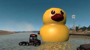 American Truck Simulator - Driving To The Rubber Ducky - YouTube Rubber Duck Truck At Show Mack Rs 700 127x Mod For Ets 2 Damaged A Photo On Flickriver Mack Rubber Duck 16x Ats American True Rubber Duck Model I Built All Resin From Aitm Trucks Wwwmodelmasterukcom Truck Wip Pictures By Darstrom Deviantart Truckdriverworldwide Lego Trucks 1970 Rs731lst Bruno Flickr 3dartpol Blog April 2014 Big Rig Invitational Pulling Youtube Original Rs700 Of Caretakersmall Fleet