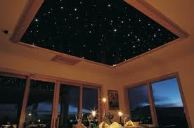 nsl galaxy star ceiling kits easy to install fiber optic star