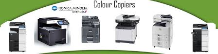 Konica Minolta Colour Copiers In Hyderabad