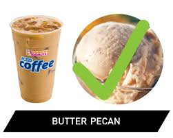 Large Pumpkin Iced Coffee Dunkin Donuts by Dunkin U0027 Donuts Iced Coffee Flavors Ranked