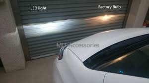 mit mazda 6 2016 2017 9005 led headlight bulbs turbo 6000k high