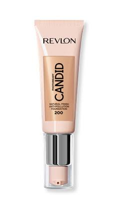 Revlon Photoready Candid Natural Finish Anti-Pollution Foundation - 200 Nude