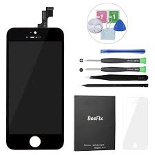Amazon BeeFix for iPhone 5S LCD Touch Screen Replacement
