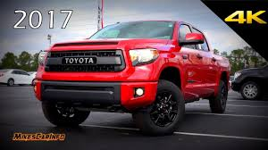 2017 Toyota Tundra TRD Pro - Ultimate In-Depth Look In 4K - YouTube New 2018 Toyota Tacoma Trd Sport Double Cab In Elmhurst Offroad Review Gear Patrol Off Road What You Need To Know Dublin 8089 Preowned Sport 35l V6 4x4 Truck An Apocalypseproof Pickup 5 Bed Ford F150 Svt Raptor Vs Tundra Pro Carstory Blog The 2017 Is Bro We All Need Unveils Signaling Fresh For 2015 Reader