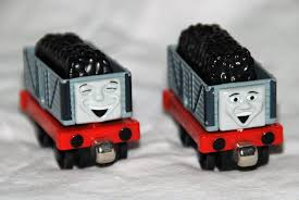 100 Thomas And Friends Troublesome Trucks Take N Play TROUBLESOME TRUCKS Coal Cars