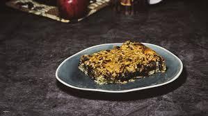 apfel schoko nuss kuchen einfach genial und fabelhaft