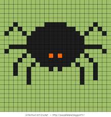 Halloween Perler Bead Projects by Halloween Pixel Art Isabelle Andreo Crochet Pinterest