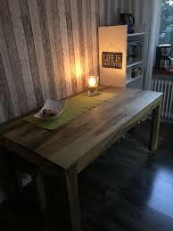 esszimmer tisch und bank massivholz rahaus