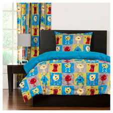 Monster High Twin Bed Set by Cartoon Comforters And Movie Tv Characters Bedding For Kids