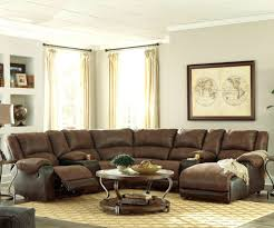 Sectional Value City Sectional Reviews Signature Design By Ashley Nantahala Faux Leather Reclining Sectional With