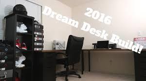 Ikea Linnmon Corner Desk Hack by My