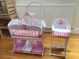 Girls Doll Wooden Cradle And High Chair KidKraft | In Sale, Manchester |  Gumtree Micuna Ovo High Chair Luxe Incl Leatherette Harness Tray Amazoncom Sale New 5in1 Baby Doll Stroller Car Seat Hello Justin Feeding Booster You Me Toysrus Modern Spring Sale Rare Antique Blue 1930s Pladoll Vintage Doll Highchair Wooden High Chair Playing Table Vintage Toy 50s Toys Wood Tos Dolls Fniture Olivias World Wooden Fniture Dolls Toy Play Td0098ag For Levittown Pa Patch La Nina Girls Toys And Accsories Caboose Kids Harry The Hound Baby Alive