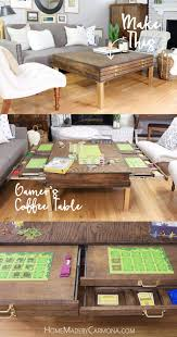 DIY Coffee Table With Pullouts   All The Games   Board Game Table ... Darby Home Co 36 L Ramona Multigame Table Reviews Wayfair The Duchess A Gaming From Boardgametablescom By Chad Deshon Game Of Thrones 4x6 Elite Bundle W Full Decoration And Office For Sale Desk Prices Brands Review In News Archives Carolina Tables Board Designer Sofas Fniture Homeware Madecom Le Trianon Antiques Room Improvements What Makes A Great Tabletop Gently Used Vintage Midcentury Modern Sale At Chairish Desks Depot