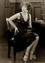 Black Dress 1920s Style Radio