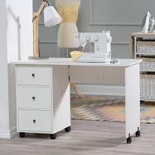 savannah folding mobile sewing desk hayneedle