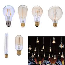 antique retro vintage 40w bulb e27 220v incandescent bulbs