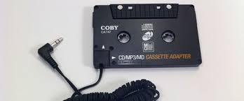 4 – Cassette Tape Deck Adapter