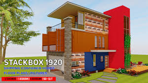 100 Shipping Container Apartment Plans STACKBOX 1920 ID S356221920 5 Beds 6 Baths 1920SFt