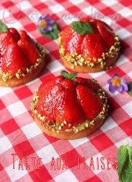 dessert aux fraises facile tarte aux fraises recette simple recettes faciles recettes