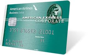 American Express Business Extra Corporate Card▴