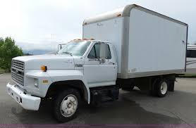 100 Lift Gates For Box Trucks 1992 D F600 Box Truck Item J4120 SOLD May 18 Vehicle
