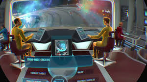 Star Trek Captains Chair by Ps4 Star Trek Bridge Crew The Long Road To The Captains Chair
