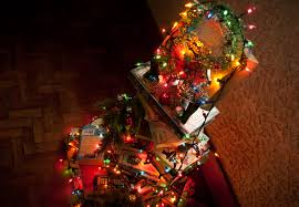 Best Type Of Christmas Tree Stand how to make a bookworm christmas tree 9 steps with pictures