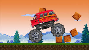 100 Destroyer Monster Truck For Kids Kids Videos