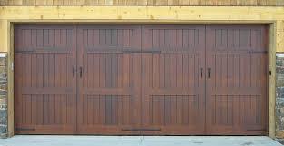 Garage Door Wooden Doors Prices Carriage Style For Sale