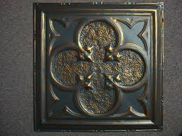 tin ceiling tile 12 inch pattern robinson house decor