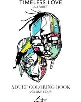 Adult Coloring Book By Ali Sabet Timeless Love