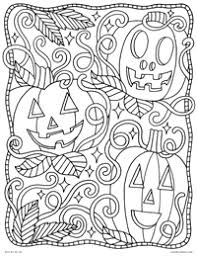 Pumpkin Patch Coloring Pages by Coloring Pages
