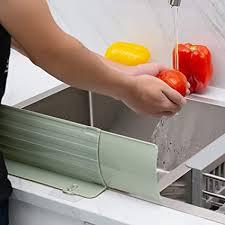 ftly versenkbare becken waschbecken wasser spritzschutz
