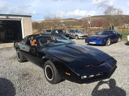 1982 Pontiac Trans Am Knight Rider Kitt Replica | In Ammanford ...