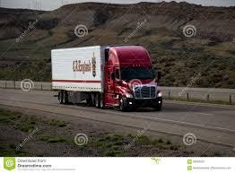 100 Cr England Truck CR ENGLAND SEMITRUCK Editorial Stock Photo Image Of