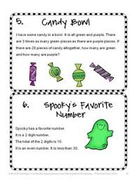 Halloween Brain Teasers Worksheets by Easter Activities Easter Math Games Puzzles And Brain Teasers