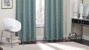 Bed Bath And Beyond Grommet Blackout Curtains by Decorating Eclipse Curtains Cassidy Blackout White Polyester