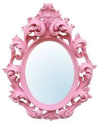 big frameless wall mirrors pink wall mirror decorative wall